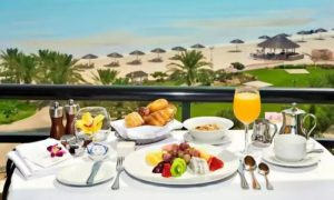 One-Night Weekend Stay for Two at Danat Resort Jebel Abu Dhabi - Dubaisavers