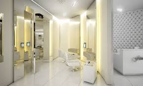 Cut and Blow-Dry with Optional Hair treatment and Full-Face Threading at Allure Beauty Lounge - Dubaisavers