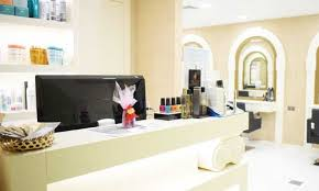 Manicure and Pedicure with Optional Foot Spa and Callus Treatment at Allure Beauty Lounge - Dubaisavers