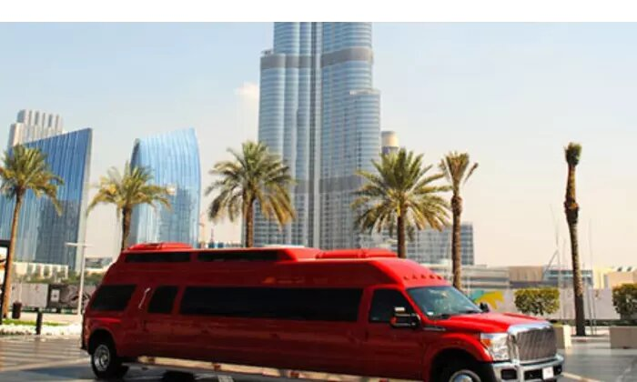 Two-Hour Ride in Chosen Limo for Party at Dubai Exotic Limo - Dubaisavers