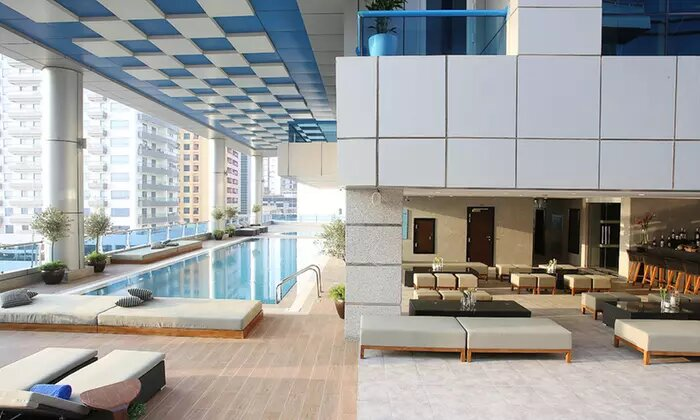 1 or 3 Nights for Two with Breakfast and Option for Half Board at Auris Inn Al Muhanna Hotel Dubai - Dubaisavers