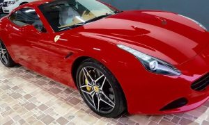 Nano Ceramic Paint Protection at Elite Shine Car Polish Services - Dubaisavers