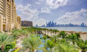Pool and Beach Access at Fairmont The Palm - Dubaisavers