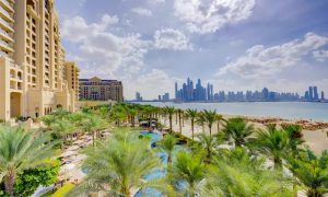 5* Pool and Beach Access for Up to Four at Beach Club at 5* Fairmont The Palm - Dubaisavers
