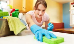 Three- or Four-Hour Professional Cleaning Service from Genuine Force Cleaning Services - Dubaisavers