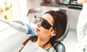 Dental Exam, Clean, Scale and Polish with Optional Zoom Teeth Whitening at German Dental Oasis - Dubaisavers