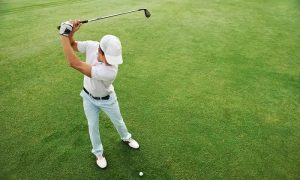 60-Minute Golf Lesson for Up to Four at Golf DXB - Dubaisavers