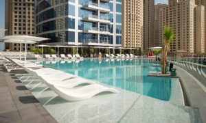 Pool Access for Up to Eight at Urban Lounge at InterContinental Dubai Marina - Dubaisavers