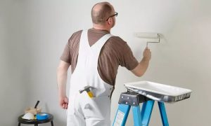 Studio or Up to Four-Bedroom Apartment Painting from Maahir Technical Works - Dubaisavers