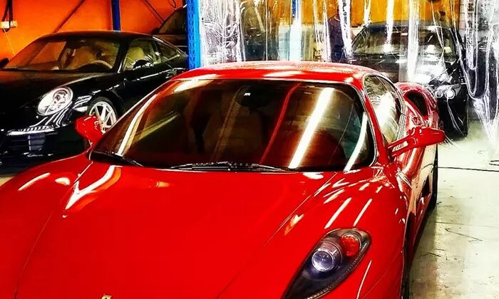 Car Detailing Packages at Manchester Tyre Trading - Dubaisavers
