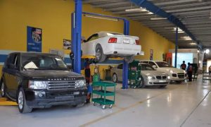 Oil Change and Health Check at Midtown Motors Auto Workshop - Dubaisavers