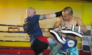 Personal Training Sessions at Colosseum Muay Thai Health and Fitness Club - Dubaisavers