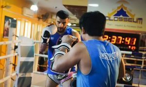 Muay Thai Group Training Sessions at Colosseum Muay Thai Health and Fitness Club - Dubaisavers