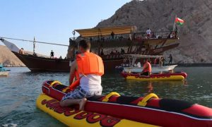 Musandam Sands Tour with Dhow Cruise for an Adult or Child - Dubaisavers
