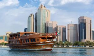 Abu Dhabi City Tour with Yacht Cruise and Pick-Up and Drop-Off for Up to Six with Navita Tourism - Dubaisavers