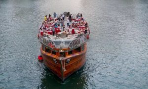 Cruise with Dinner for Up to Four at Navita Tourism - Dubaisavers
