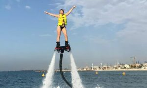 Flyboarding Session at Nemo Watersports - Dubaisavers