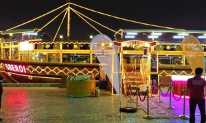 Dhow Dinner Cruise with Oberoi Cruise - Dubaisavers
