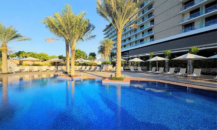 1-3 Nights for Up to 2 Adults and 2 Children with Yas Park Tickets at Park Inn by Radisson Abu Dhabi - Dubaisavers