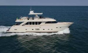 Yacht from Peeru Luxury Yacht Charter - Dubaisavers