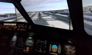 Flight Simulator Experience at Pier Seven Aviation - Dubaisavers