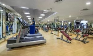 Gym Membership with Pool and Spa Access at Fitness Center at City Première Marina - Dubaisavers