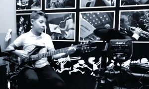 Guitar, Drums, Piano or Saxophone Classes at Rock Star Music & Dance - Dubaisavers