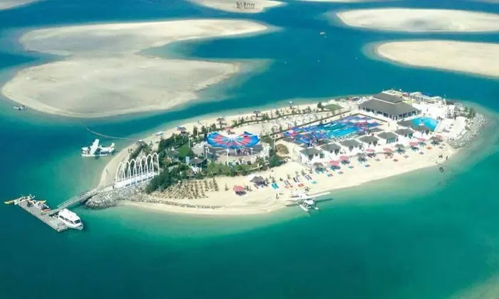 Lebanon Island Day Trip with Kayaking for One or Two at Royal Island Beach Club - Dubaisavers