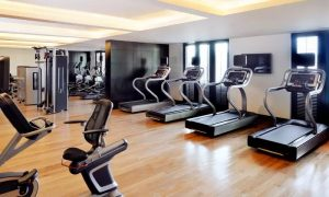 One- or Three-Month Gym Membership at Saray Spa - Al Jaddaf Marriott Hotel - Dubaisavers