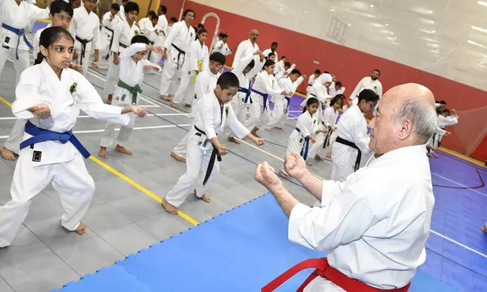 One- or Two-Month Martial Arts Classes Pass at Seibukan Karate Academy - Dubaisavers