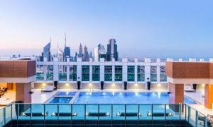 Health Club Pass, Pool and Spa Access at The Fitness Center at Sheraton Grand Hotel - Dubaisavers