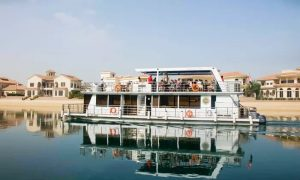 Palm Jumeirah Tour from Silver Queen Yachts and Boats Rental - Dubaisavers