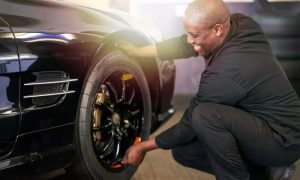 Axle Brake Pad Replacement at Square Deal Motors - Dubaisavers