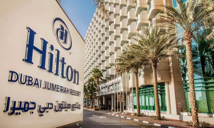 One- or Three-Month Gym Membership with Access to Facilities at The Spa at The Hilton Dubai Jumeirah - Dubaisavers
