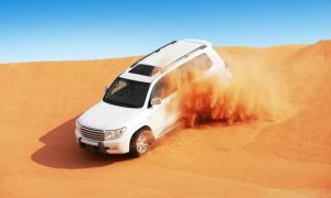 Desert Safari at Time Tourism - Dubaisavers