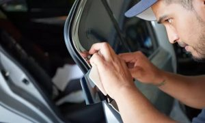 Window Tinting at Tornado Auto Services - Dubaisavers