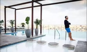 Spa Access with Optional Food and Drinks Voucher at The Pool Bar at voco Dubai - Dubaisavers