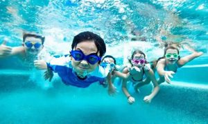Swimming Lessons - Child or Adult at Warriors Sports - Dubaisavers