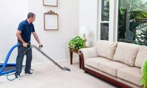 Steam Cleaning Service for Carpet, Sofa, Mattress, Apartment or Villa at Whizz Cleaning Services - Dubaisavers