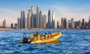Dubai Premium, Atlantis or Marina Cruise Tour at The Yellow Boats Dubai - Dubaisavers