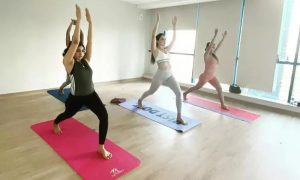 Up to 10 Group Yoga Sessions or Three Children's or Pre- or Post-Natal Sessions at Yoga Ashram - Dubaisavers