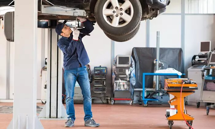 Car Oil and Filter Change at Z Speed Auto Repair - Dubaisavers
