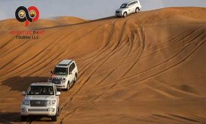 Desert Safari with BBQ Dinner and Activities from Adventure Point Tourism - Dubaisavers