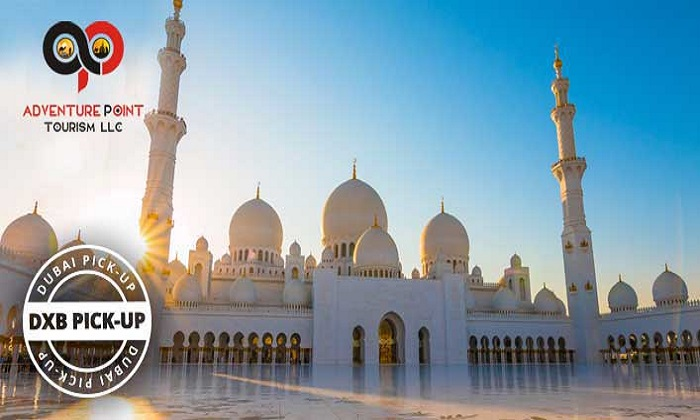 6 Hour Guided Abu Dhabi City Tour from Adventure Point Tourism - Dubaisavers