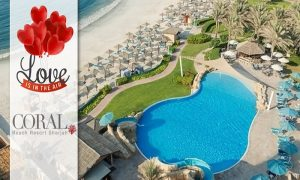 Weekday Staycation at Coral Beach Resort Sharjah - Dubaisavers