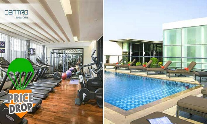 Gym, Spa & Pool Access at Centro Barsha - Dubaisavers