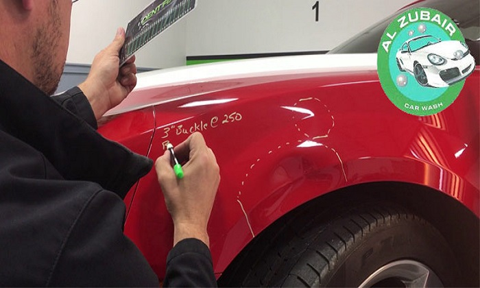 Dent & Scratch Removal by Al Zubair Car Care and Wash - Dubaisavers