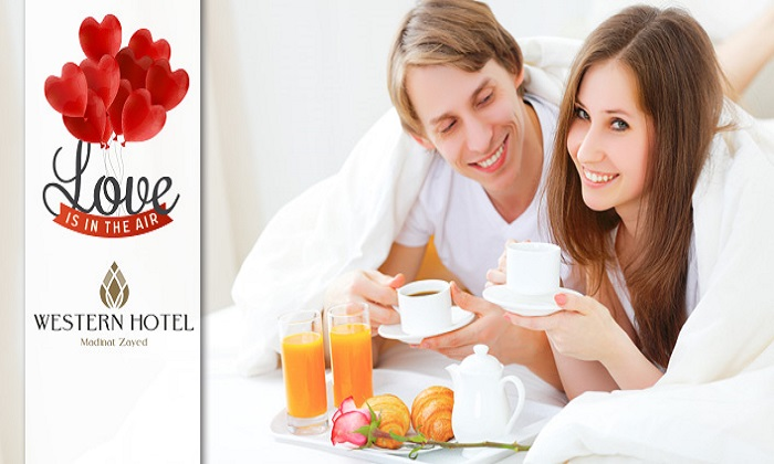 Romantic Half-Board Stay with your partner at Western Hotel - Madinat Zayed - Dubaisavers