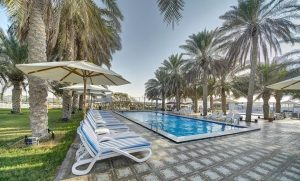 Breakfast and Option for Dreamland Tickets at Royal Residence Resort - Dubaisavers