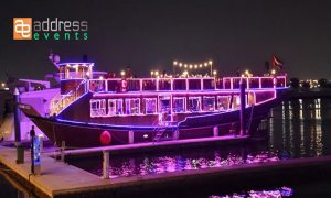 Zabeel Dubai Water Canal Cruise by Address Events - Dubaisavers